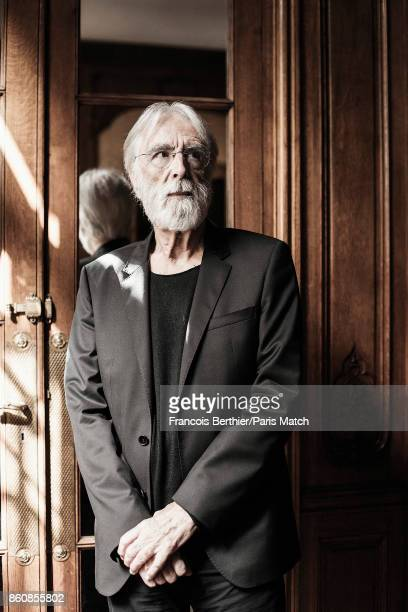Film director Michael Haneke is photographed for Paris Match on September 19 2017 in Paris France
