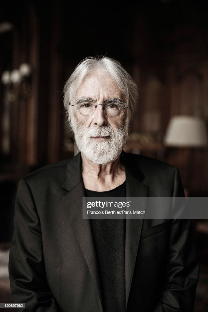 Michael Haneke, Paris Match Issue 3568, October 11, 2017