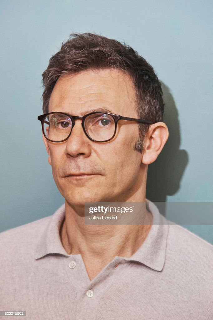 Film director Michel Hazanavicius is photographed for Self Assignment on April 27, 2017 in Paris, France.