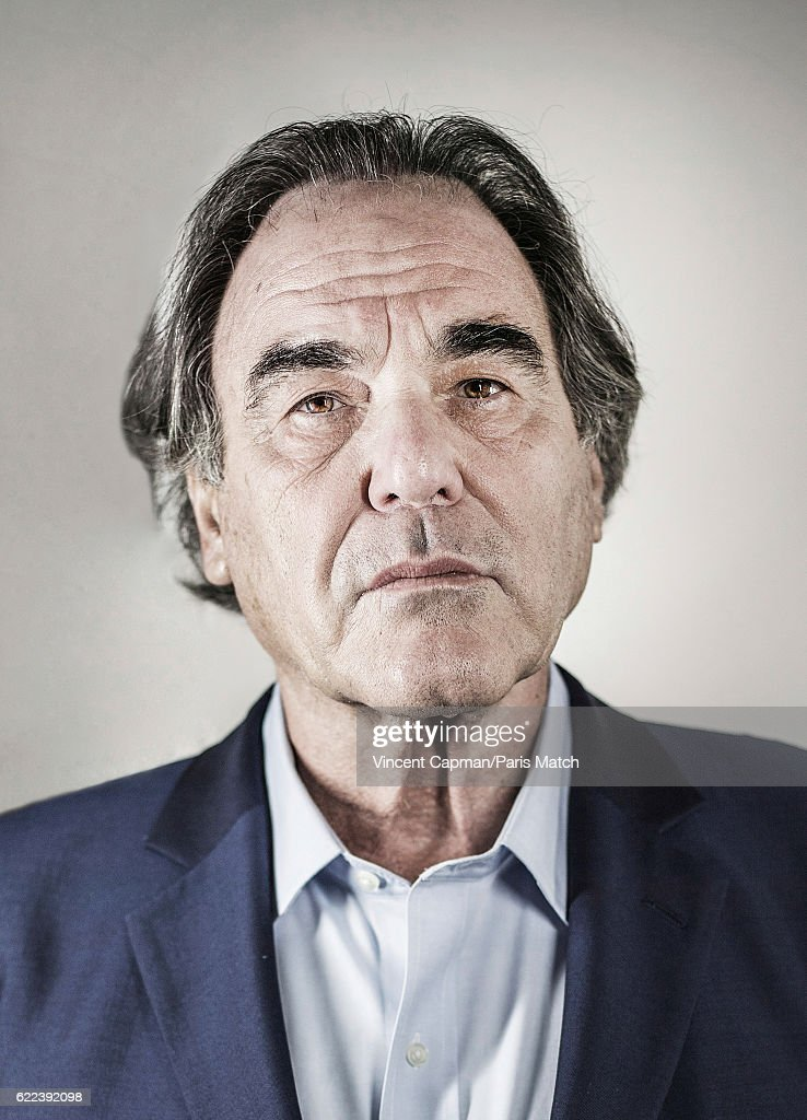 Oliver Stone, Paris Match Issue 3520, November 9, 2016