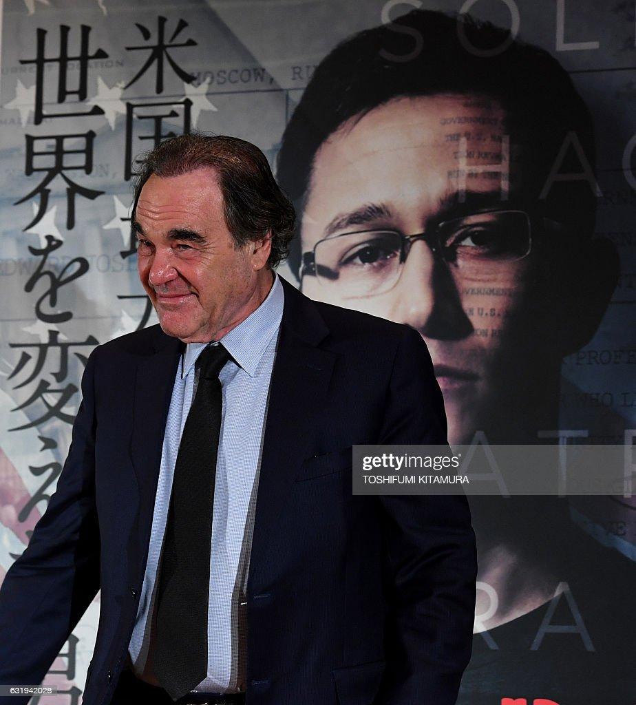 JAPAN-US-ENTERTAINMENT-STONE : News Photo