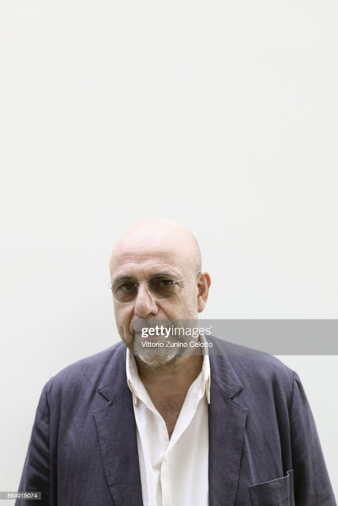 Film director Paolo Virzi' is photographed on September 4, 2017 in Rome, Italy.