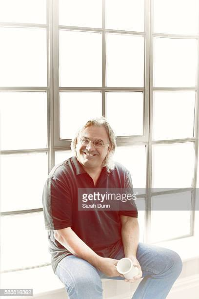 Film director Paul Greengrass is photographed for Empire magazine on September 4 2013 in London England