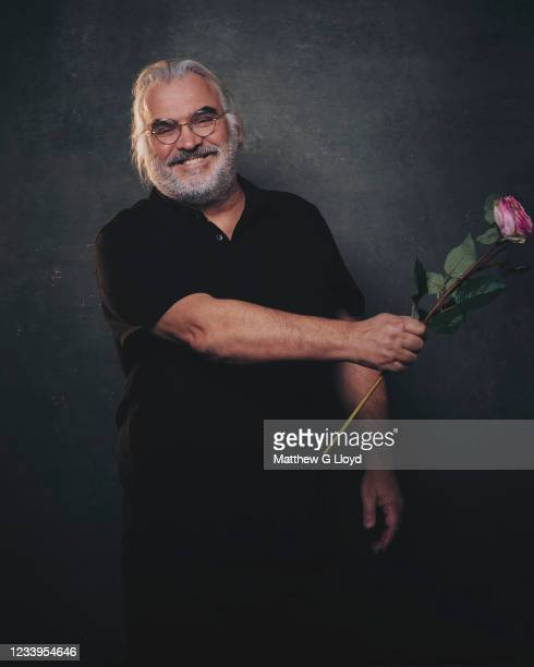 Film director Paul Greengrass is photographed for the Los Angeles Times magazine on July 12, 2020 in Henley-on-Thames, England.