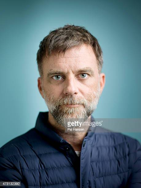 Film director Paul Thomas Anderson is photographed for the Observer on December 9 2014 in London England