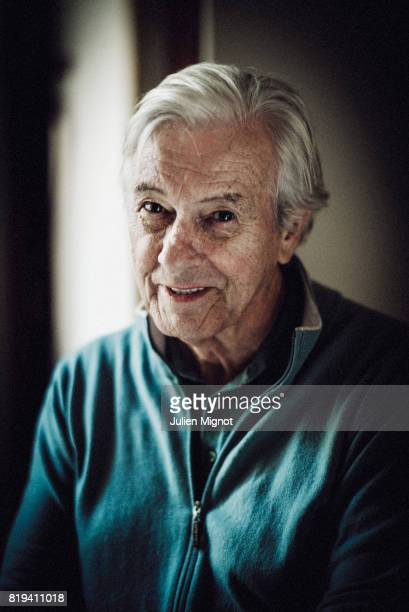 Film Director Paul Verhoeven is photographed for Grazia Magazine on April 22 2016 in Cannes France