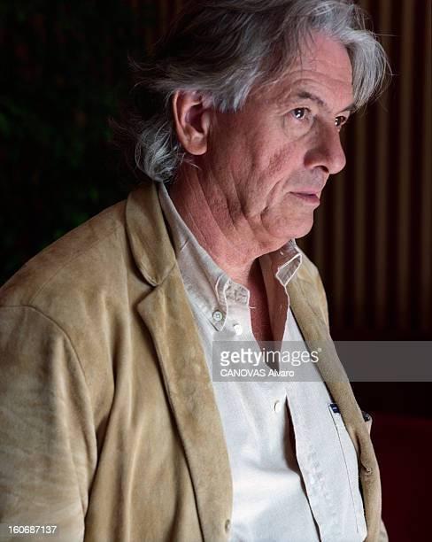 Film Director Paul Verhoeven Le 4 septembre 2000 portrait du réalisateur Paul VERHOEVEN