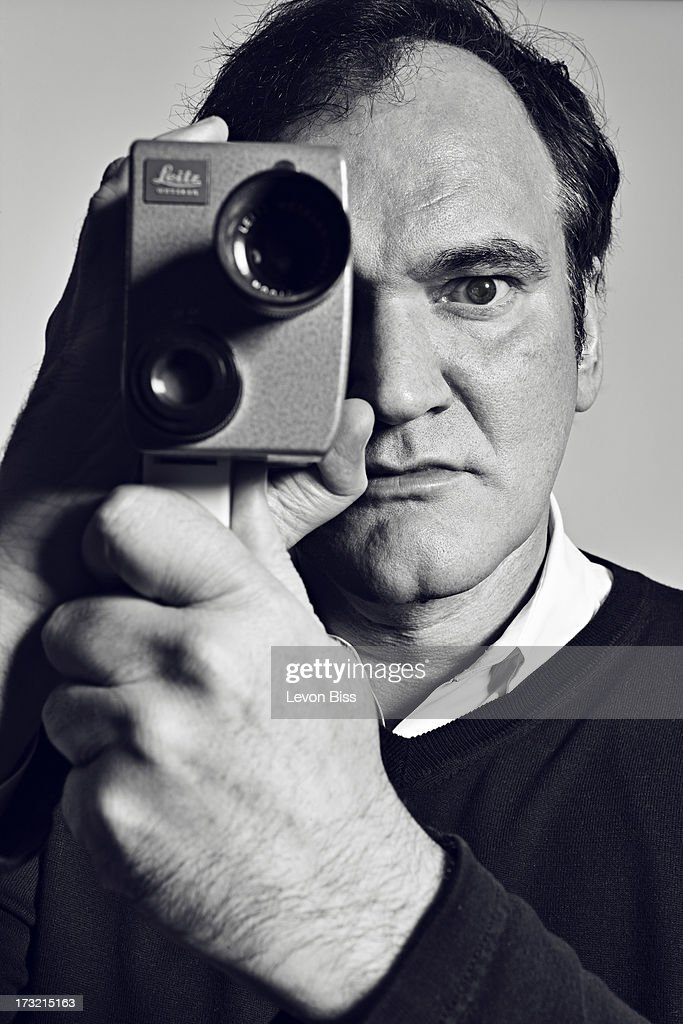 Film director Quentin Tarantino is photographed for Shortlist on December 7, 2012 in London, England.