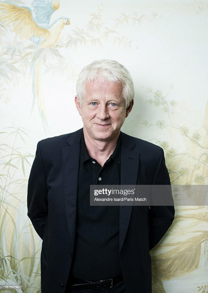 Richard Curtis, Paris Match Issue 3364, November 13, 2013