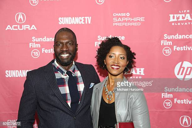 """Film Director Rick Famuyiwa attends the """"Dope"""" premiere at the 2015 Sundance Film Festival"""