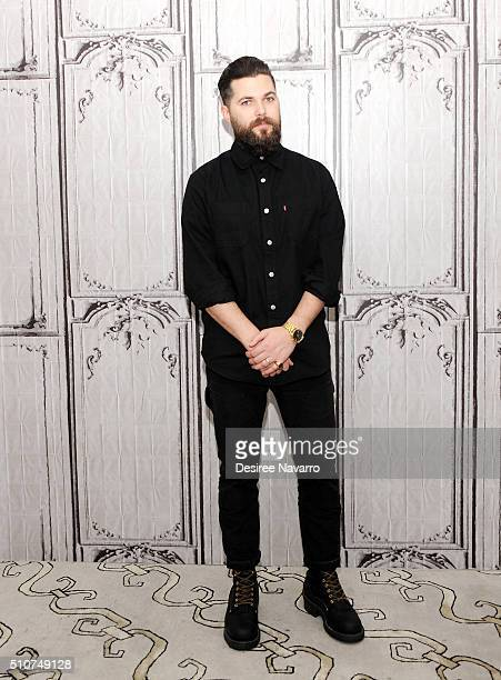 Film director Robert Eggers attends AOL Build Speaker Series Robert Eggers and Ralph Ineson 'The Witch' at AOL Studios In New York on February 16...