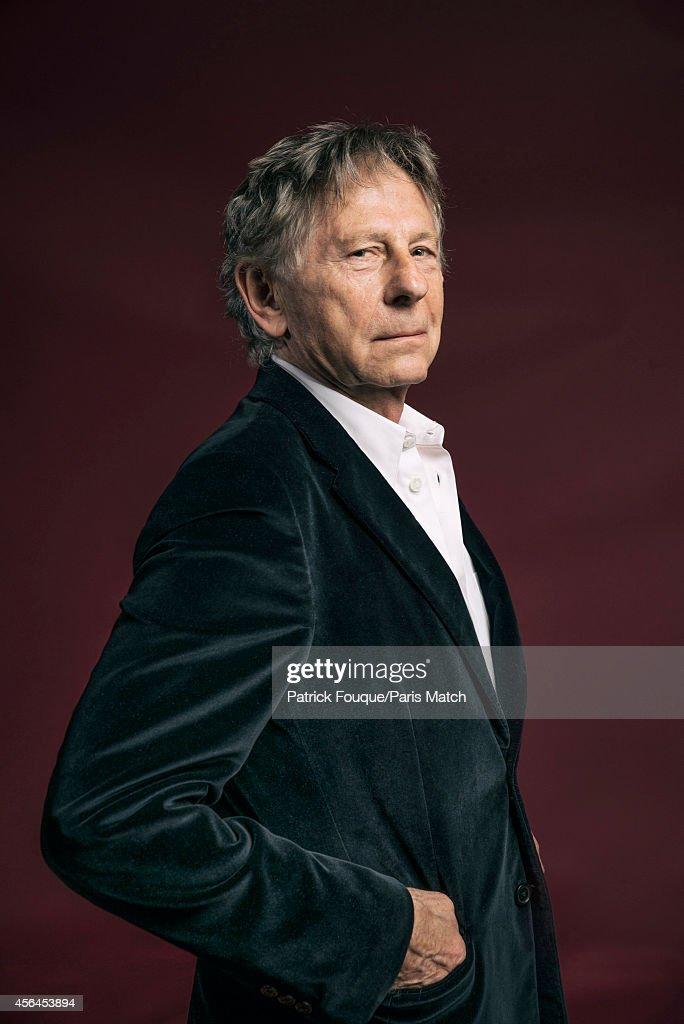 Roman Polanski, Paris Match Issue 3410, October 1, 2014