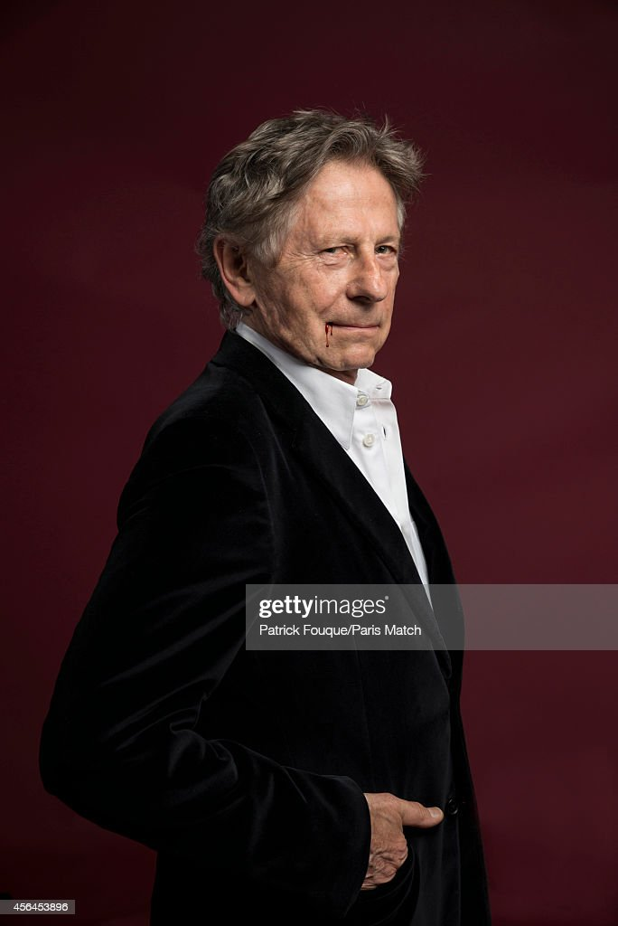 Roman Polanski, Paris Match Issue 3410, October 1, 2014