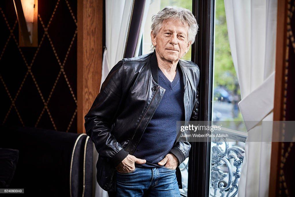 Roman Polanski, Paris Match Issue 3492, April 27, 2016