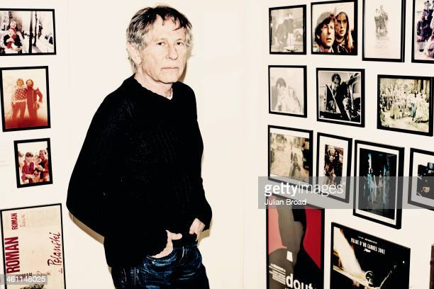 Film director Roman Polanski is photographed for Vanity Fair on March 29 2013 in Paris France