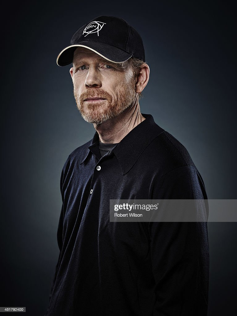 Film director Ron Howard is photographed for the Times on July 1, 2013 in London, England.