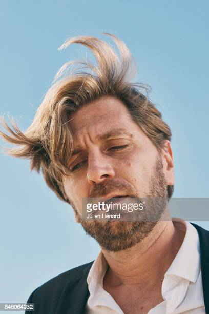 Film director Ruben Ostlund is photographed for Self Assignment on May 20 2017 in Cannes France