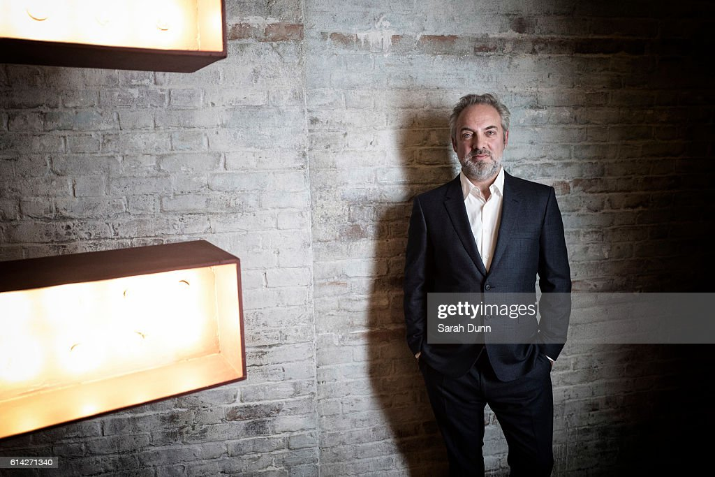 Film director Sam Mendes is photographed for Empire magazine on March 20, 2016 in London, United Kingdom.