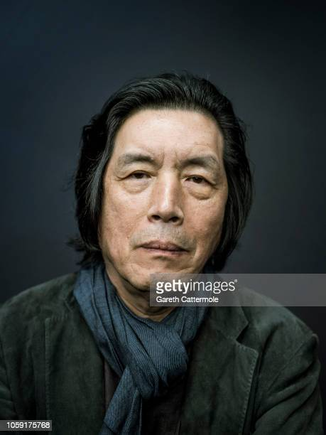Film director screenwriter and novelist Lee Changdong is photographed at the BFI London Film Festival on October 31 2018 in London England