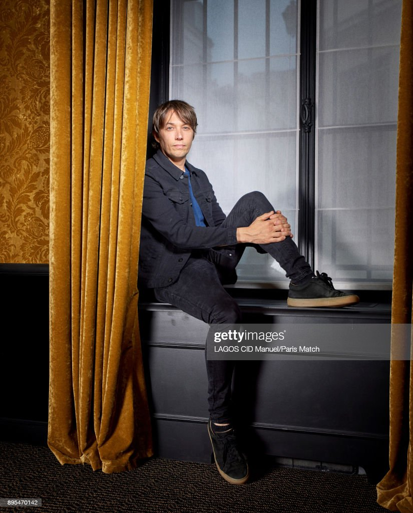Film director Sean Baker is photographed for Paris Match on November 21, 2017 in Paris, France.