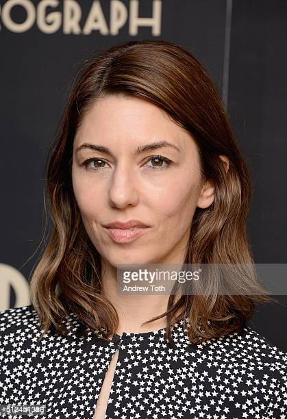 Film director Sofia Coppola attends the Metrograph opening night at Metrograph on March 2 2016 in New York City