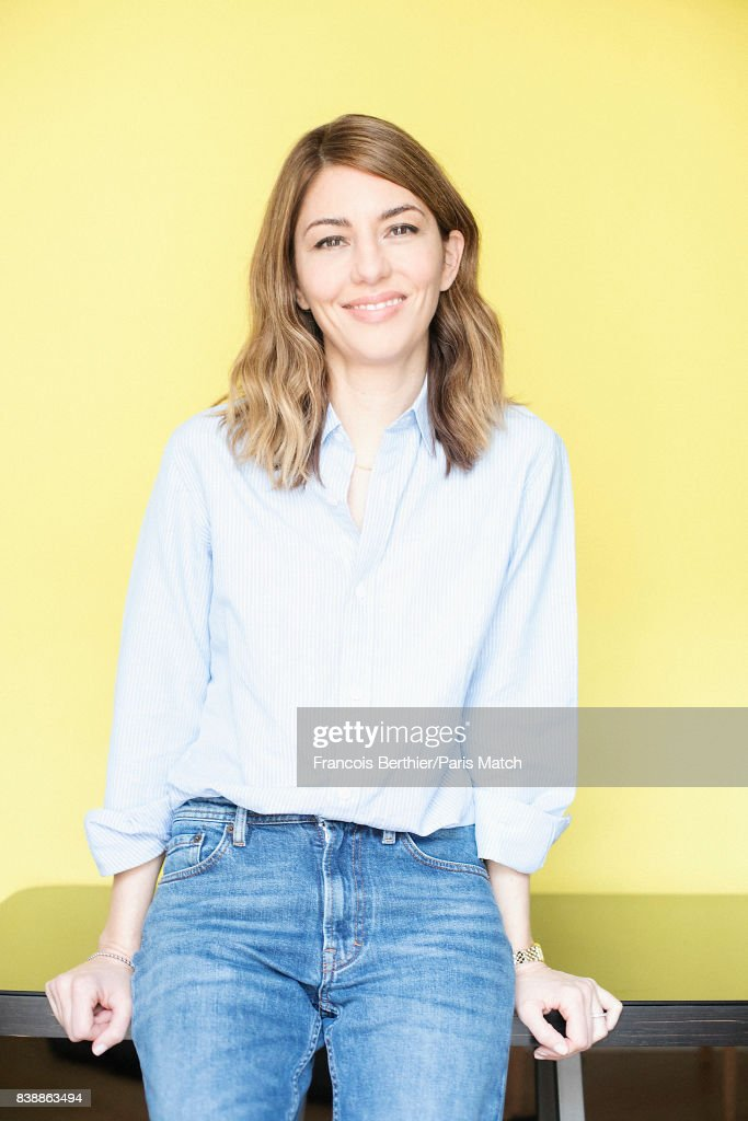 Sofia Coppola, Paris Match Issue 3561, August 23, 2017