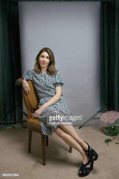 Film director Sofia Coppola is photographed for the Hollywood Reporter on May 23, 2017 in Cannes, France.