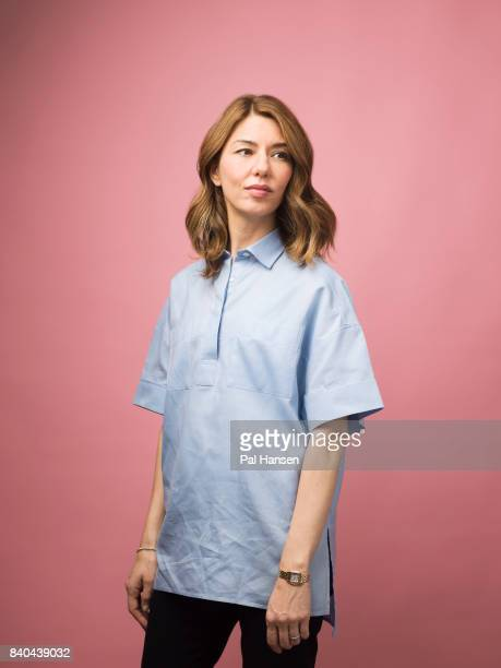 Film director Sofia Coppola is photographed for the Observer on June 28, 2017 in London, England.