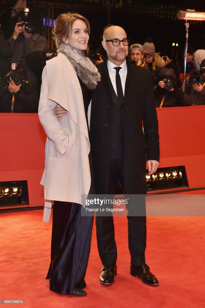 'Final Portrait' Premiere and Geoffrey Rush Awarded With Berlinale Camera - 67th Berlinale International Film Festival : News Photo