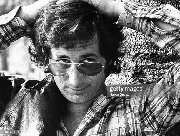 Film Director Stephen Spielberg 1973