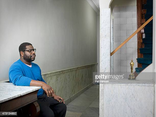 Film director Steve McQueen is photographed for the Guardian on January 9 2015 in London England