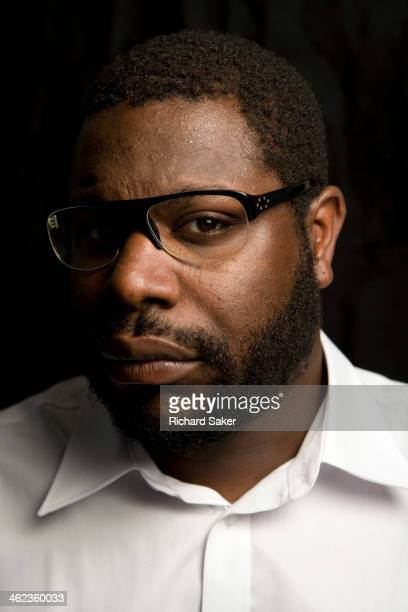 Film director Steve McQueen is photographed on July 1, 2008 in London, England.