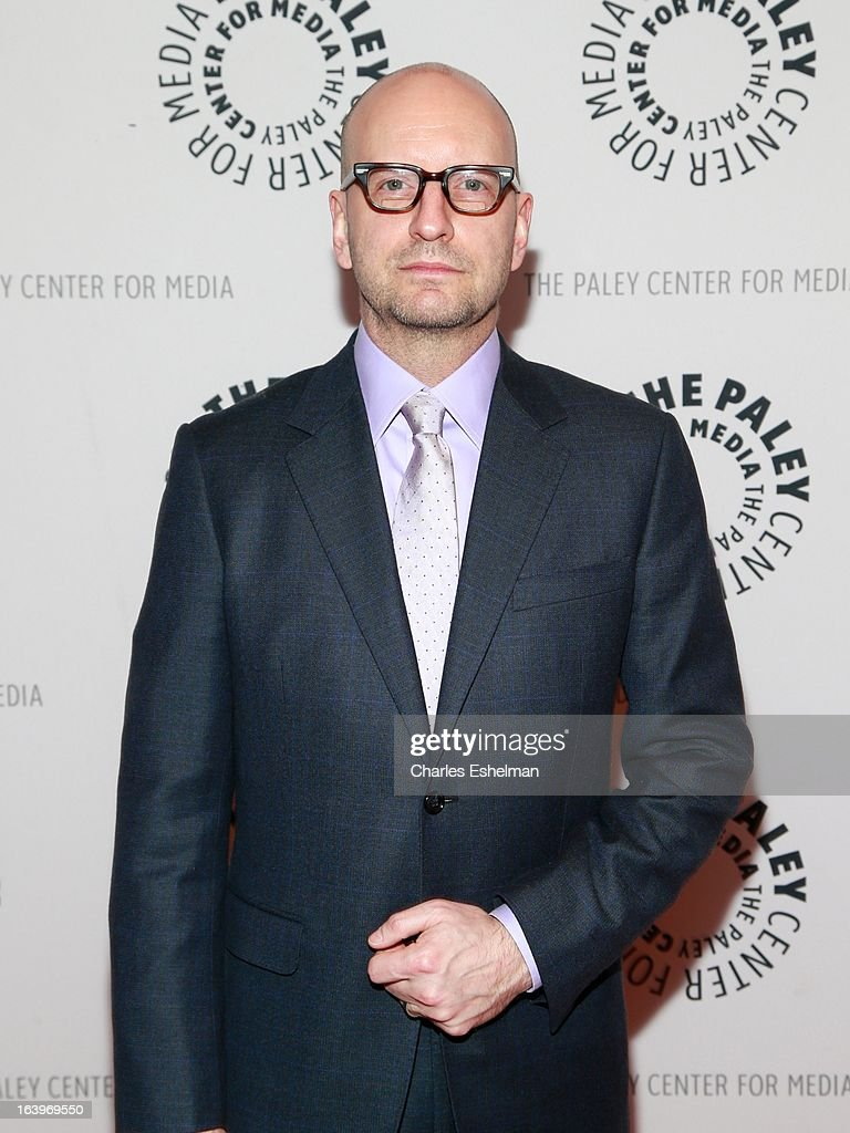 Film director Steven Soderbergh attends The Paley Center For Media Presents: The Music And Life Of Marvin Hamlisch at Paley Center For Media on March 18, 2013 in New York City.
