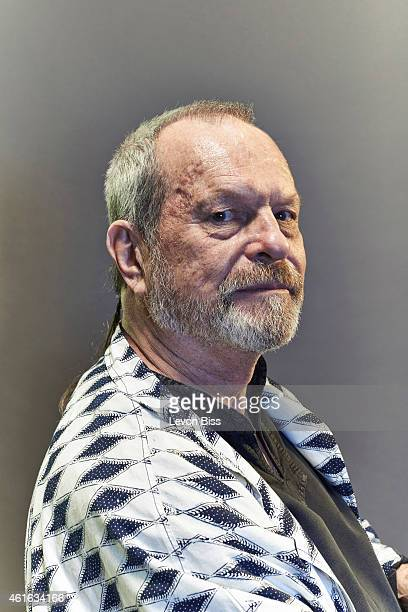 Film director Terry Gilliam is photographed for Wired Magazine on July 16, 2014 in London, England.