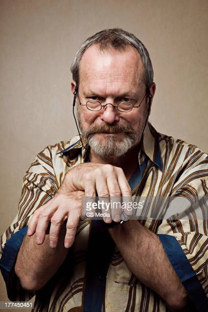 Film director Terry Gilliam is photographed on September 17, 2009 in Toronto, Ontario.