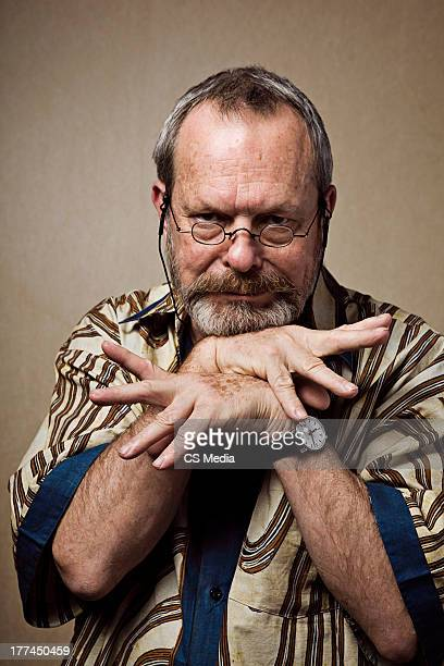 Film director Terry Gilliam is photographed on September 17 2009 in Toronto Ontario