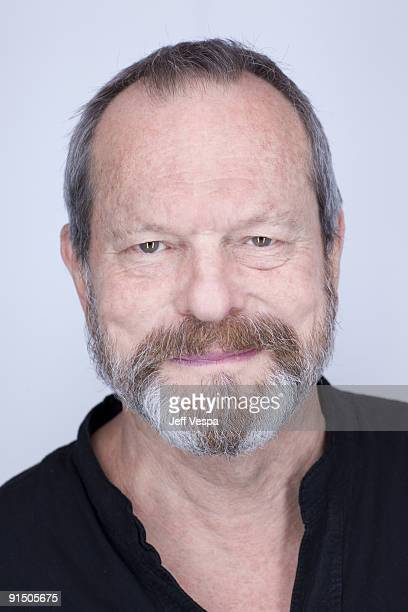 Film director Terry Gilliam poses for a portrait session during the 2009 Toronto Film Festival on September 16, 2009.