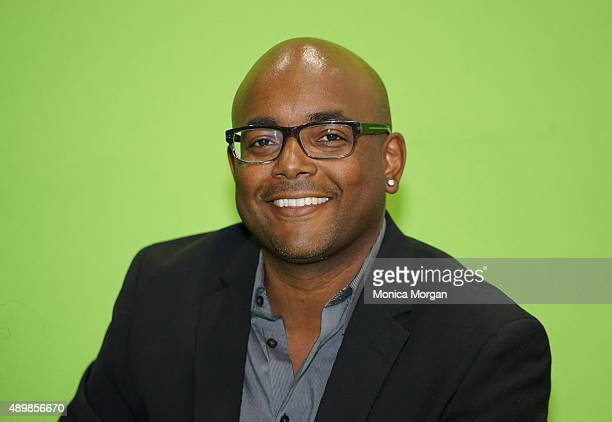 Film Director Trey Haley at the 45th Annual Legislative Conference Congressional Black Caucus at Walter E Washington Convention Center on September...