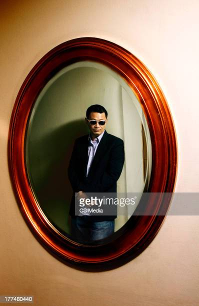 Film director Wong Kar Wai is photographed on September 6 2008 in Toronto Ontario
