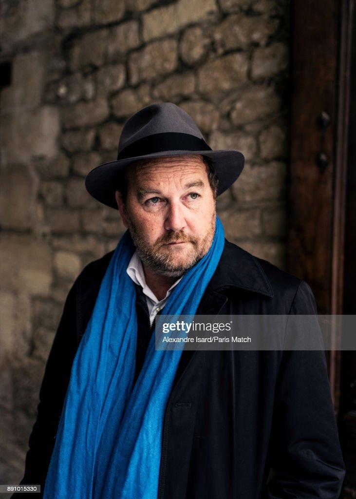 Xavier Beauvois, Paris Match Issue 3577, December 13, 2017