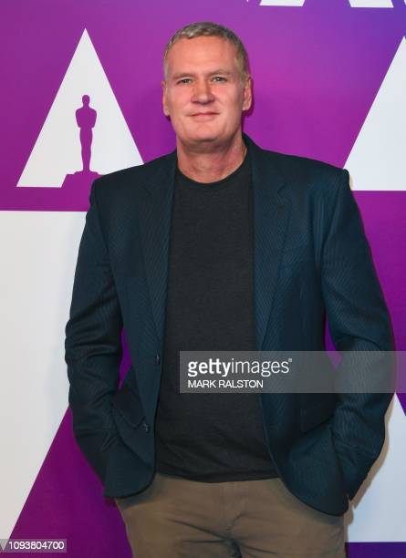 Film editing nominee for Bohemian Rhapsody John Ottman arrives for the 91st Oscars Nominees Luncheon at the Beverly Hilton hotel on February 4 2019...
