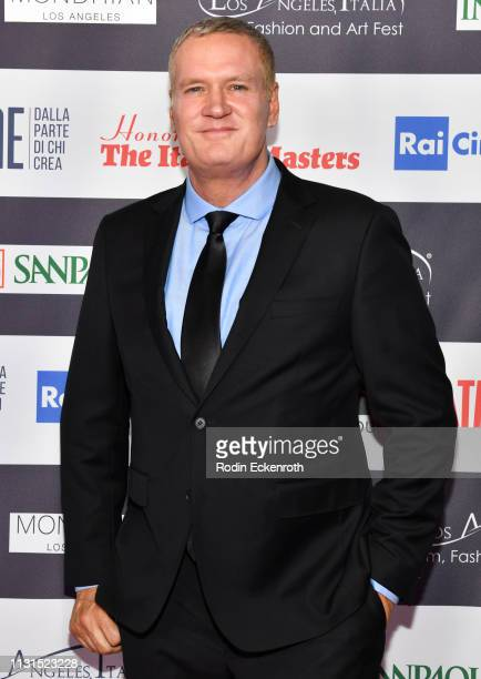 Film editor John Ottman attends the 14th Annual Los Angeles Italia Film Fashion and Art Fest Closing Night Gala at TCL Chinese 6 Theatres on February...