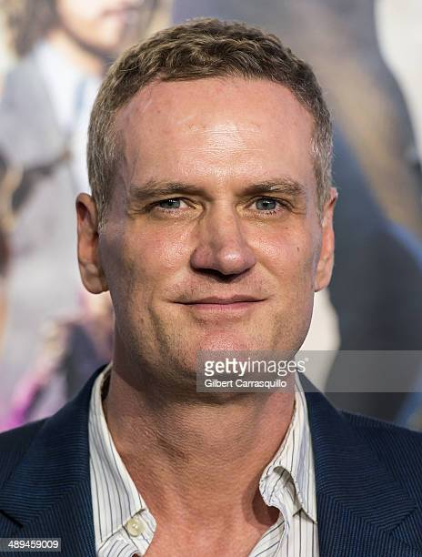 Film editor John Ottman attends the XMen Days Of Future Past world premiere at Jacob Javits Center on May 10 2014 in New York City