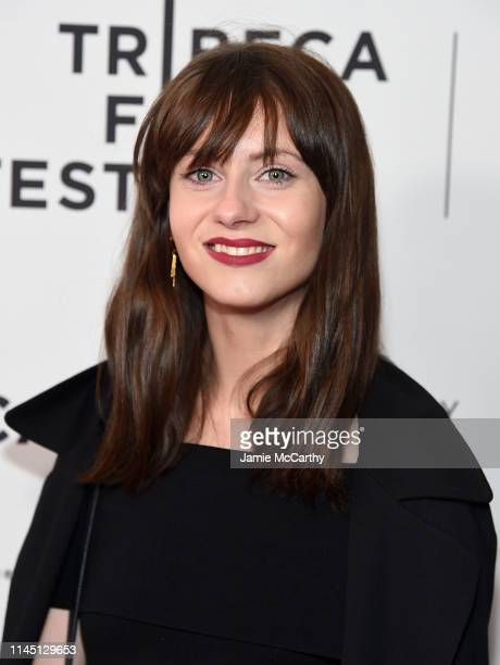 Film editor Tayler Martin attends the Mystify Michael Hutchence screenign at the 2019 Tribeca Film Festival at SVA Theater on April 25 2019 in New...