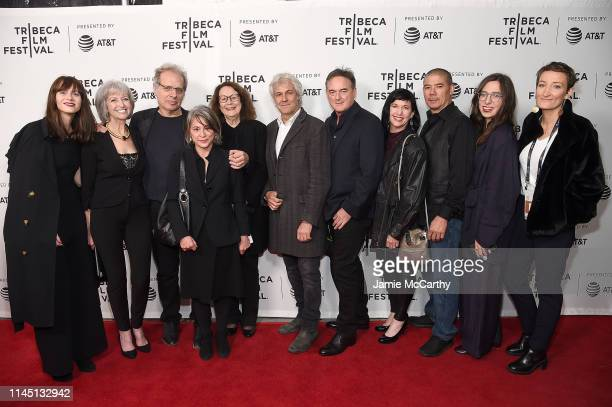 Film editor Tayler MartinTina Hutchencewriter/director Richard Lowenstein with producers Mandy Chang Sue Murray Domenico Procacci Mark Fenness Dr...