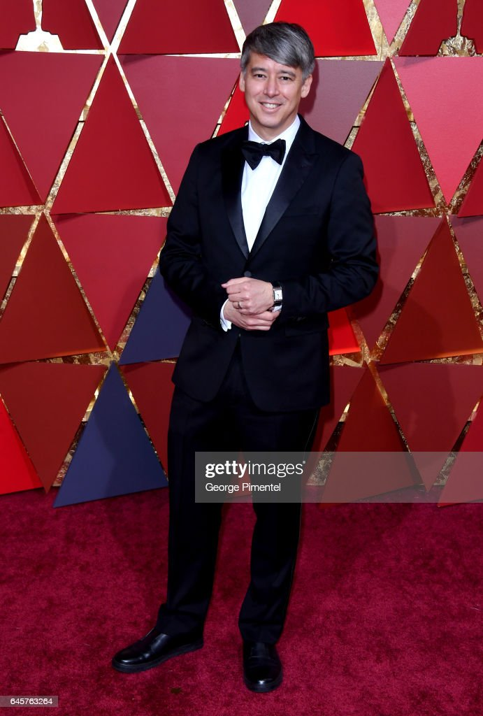 Film Editor Tom Cross attends the 89th Annual Academy Awards at Hollywood & Highland Center on February 26, 2017 in Hollywood, California.