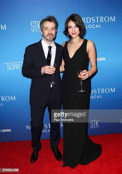 Film Editor Walter Fasano attends the Sony Pictures Classics Oscar nominees dinner on March 3 2018 in Los Angeles California