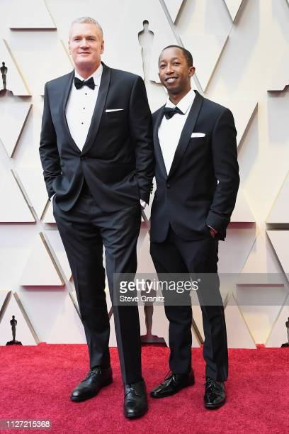 Film EditorJohn Ottman attends the 91st Annual Academy Awards at Hollywood and Highland on February 24 2019 in Hollywood California
