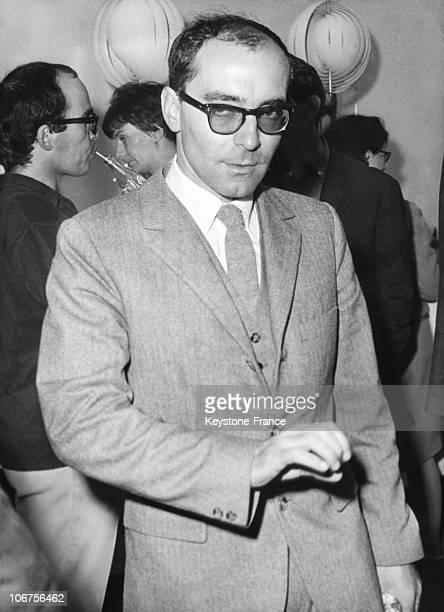 Film Festival In Berlin Jean Luc Godard June 1966 26Th