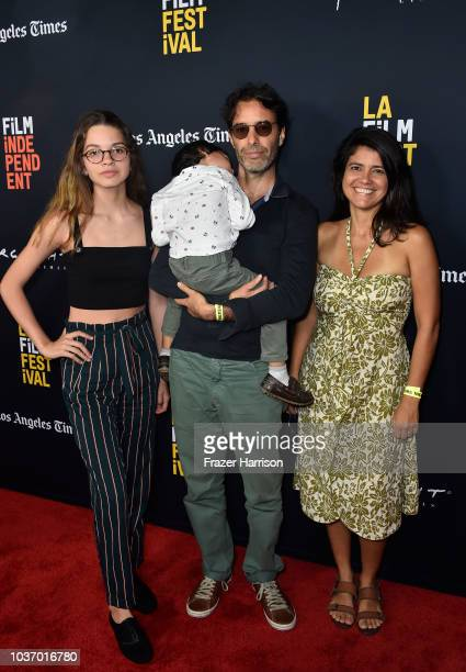 Film Festival Opening Night Premiere Of 'Echo In The Canyon' at John Anson Ford Amphitheatre on September 20 2018 in Hollywood California